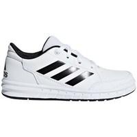 Boty Děti Nízké tenisky adidas Originals Altasport K Bílé
