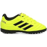 Boty Děti Fotbal adidas Originals Copa 194 Junior Žluté, Bledě zelené