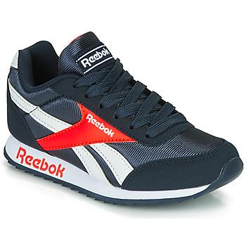 Boty Chlapecké Nízké tenisky Reebok Classic REEBOK ROYAL CLJOG Tmavě modrá / Červená
