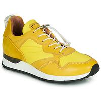 Boty Ženy Nízké tenisky Mjus CAST Žlutá