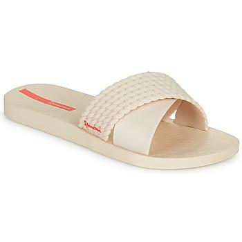Boty Ženy pantofle Ipanema STREET Béžová