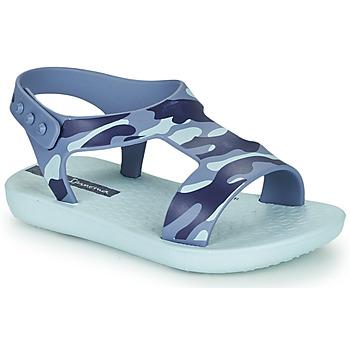 Boty Děti Sandály Ipanema DREAMS II BABY Modrá