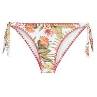 Textil Ženy vrchní  a spodní díl Banana Moon DIMKA LAHAINA Bílá / Oranžová