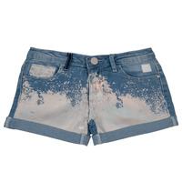 Textil Dívčí Kraťasy / Bermudy Desigual JORBA Modrá