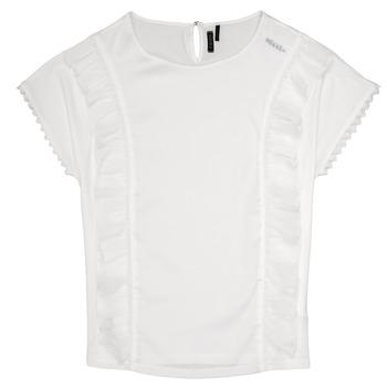 Textil Dívčí Halenky / Blůzy Ikks CHLOE Bílá