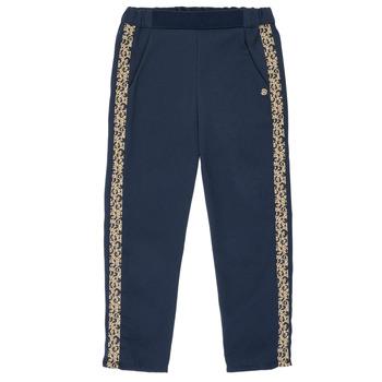 Textil Dívčí Turecké kalhoty / Harémky Ikks NATHAN Tmavě modrá