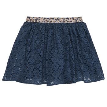 Textil Dívčí Sukně Ikks JOEL Tmavě modrá