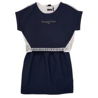 Textil Dívčí Krátké šaty Ikks NIEL Tmavě modrá