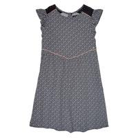 Textil Dívčí Krátké šaty Ikks ZOE Černá