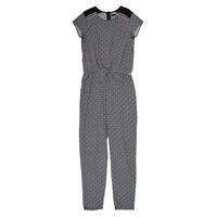 Textil Dívčí Overaly / Kalhoty s laclem Ikks MIZZI Černá