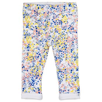 Textil Dívčí Legíny Ikks ELIES Bílá