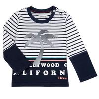 Textil Chlapecké Trička s dlouhými rukávy Ikks LAURA