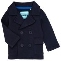 Textil Chlapecké Svetry / Svetry se zapínáním Ikks CYLIA Tmavě modrá