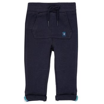 Textil Chlapecké Teplákové kalhoty Ikks LIVALI Tmavě modrá