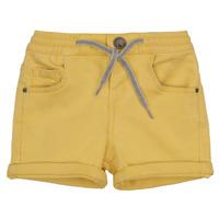Textil Chlapecké Kraťasy / Bermudy Ikks XAVIER Žlutá