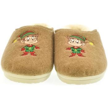 Boty Ženy Papuče Mjartan Dámske papuče  LIVA 6 ťavia