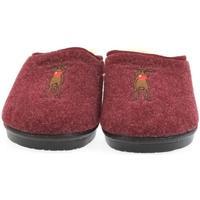 Boty Ženy Papuče Mjartan Dámske papuče  LIVA 4 bordová