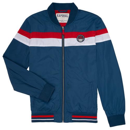 Textil Chlapecké Bundy Kaporal EARVI Tmavě modrá