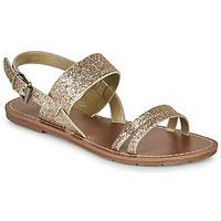 Boty Ženy Sandály Chattawak MONIA Zlatá