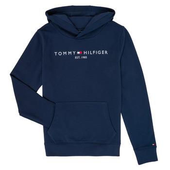 Textil Chlapecké Mikiny Tommy Hilfiger KB0KB05673 Tmavě modrá