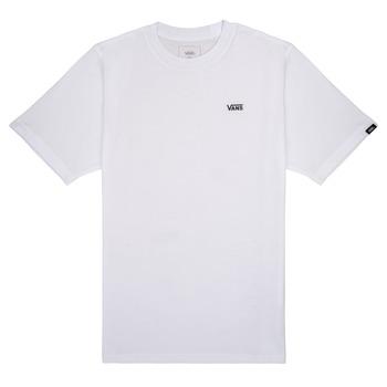 Textil Chlapecké Trička s krátkým rukávem Vans BY LEFT CHEST Bílá