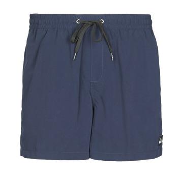 Textil Muži Plavky / Kraťasy Quiksilver EVERYDAY VOLLEY Tmavě modrá
