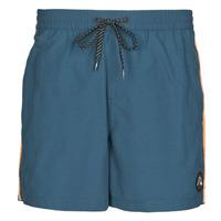 Textil Muži Plavky / Kraťasy Quiksilver BEACH PLEASE Modrá