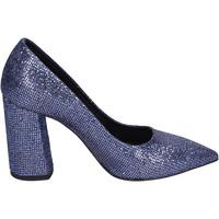 Boty Ženy Lodičky Strategia decollete glitter blu