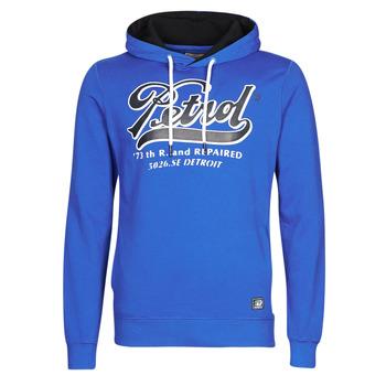 Textil Muži Mikiny Petrol Industries SWEATER HOODED Modrá
