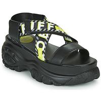 Boty Ženy Sandály Buffalo 1501036 Černá
