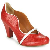 Boty Ženy Lodičky Cristofoli NEFI Červená