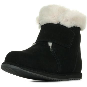 Boty Ženy Zimní boty EMU Sommers Kids Černá