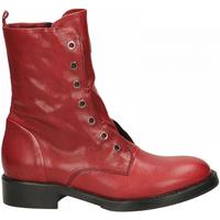Boty Ženy Kotníkové boty Fabbrica Dei Colli 511 WOOD 00006-rosso