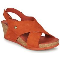 Boty Ženy Sandály Panama Jack VALESKA Hnědá