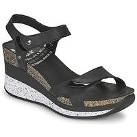 Boty Ženy Sandály Panama Jack NICA Černá