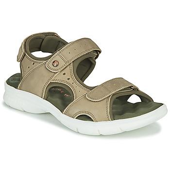 Boty Muži Sandály Panama Jack SALTON Zelená