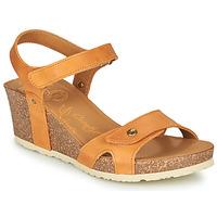 Boty Ženy Sandály Panama Jack JULIA Žlutá