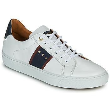 Boty Muži Nízké tenisky Pantofola d'Oro ZELO UOMO LOW Bílá