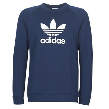 Textil Muži Trička s krátkým rukávem adidas Originals  Tmavě modrá