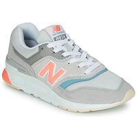 Boty Ženy Nízké tenisky New Balance 997 Šedá / Modrá / Růžová