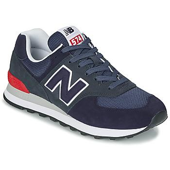 Boty Nízké tenisky New Balance 574 Modrá