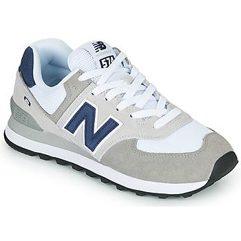 Boty Nízké tenisky New Balance 574 Šedá
