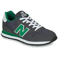 Boty Muži Nízké tenisky New Balance 500 Šedá / Zelená