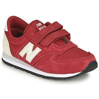 Boty Děti Nízké tenisky New Balance 420 Červená