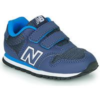 Boty Chlapecké Nízké tenisky New Balance 500 Modrá