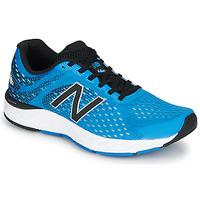 Boty Muži Běžecké / Krosové boty New Balance M680SE7 Modrá
