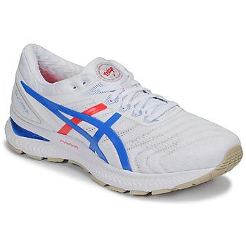 Boty Muži Běžecké / Krosové boty Asics GEL-NIMBUS 22 - RETRO TOKYO Bílá
