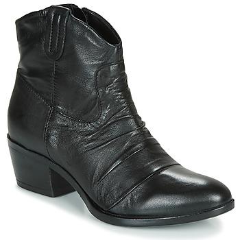 Boty Ženy Kotníkové boty Mjus DALLAS-DALLY Černá