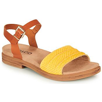 Boty Ženy Sandály IgI&CO 5170711 Zlatohnědá / Žlutá