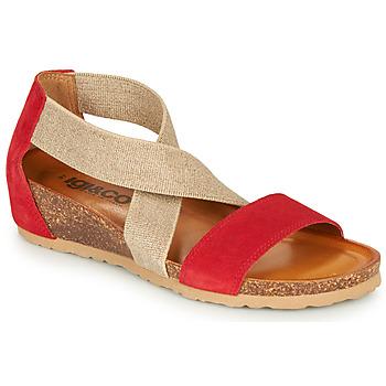 Boty Ženy Sandály IgI&CO 5198177 Červená